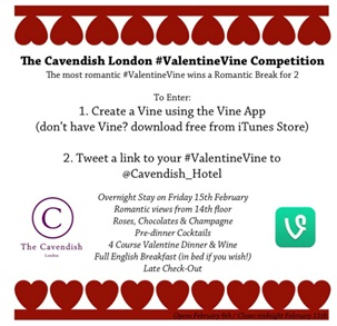 valentinevine competition