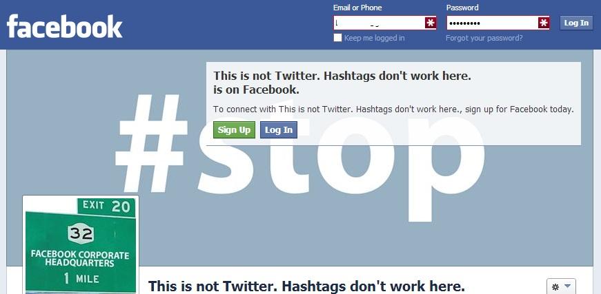 facebook-hashtag-facebookpage