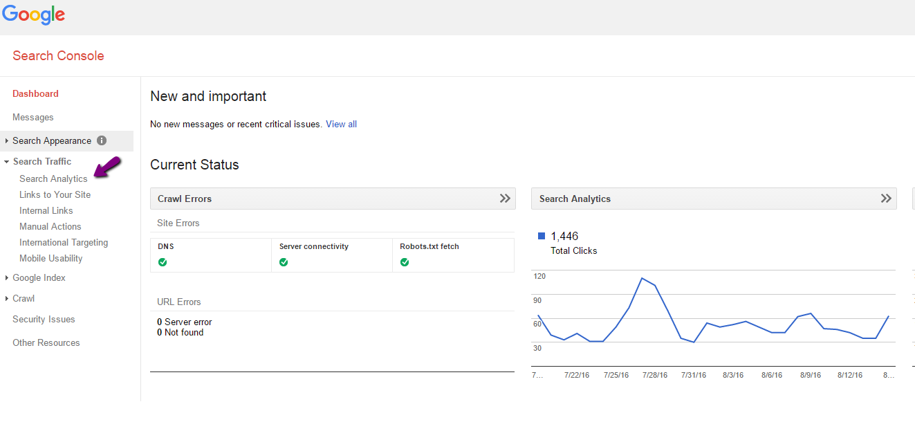how to find Google AdWords keyword planner