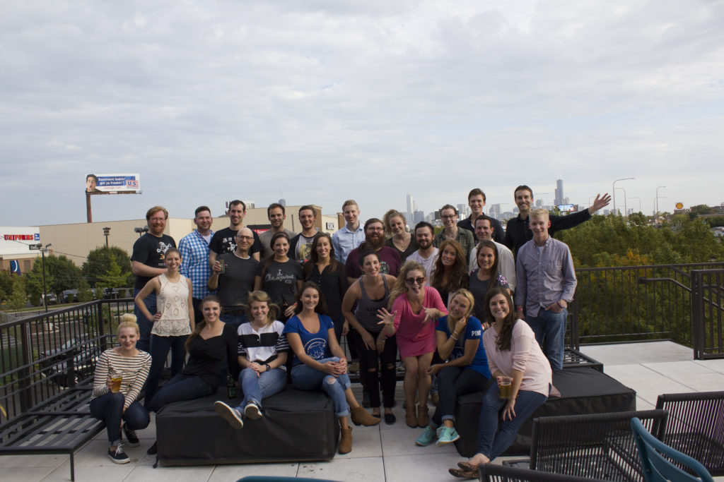 2015 Blue Magnet Interactive Team Outing
