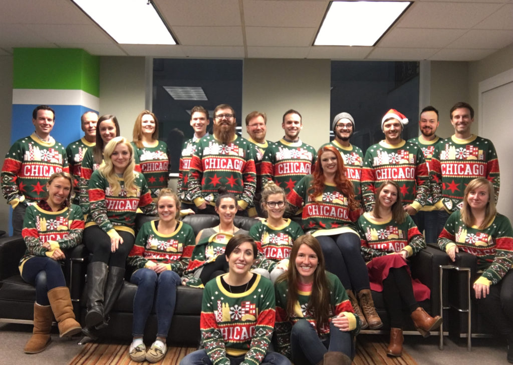2016 Blue Magnet Holiday Party