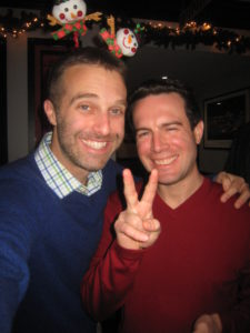 Matt Bitzer and Chris Jones - Founders of Blue Magnet Interactive, a digital marketing agency