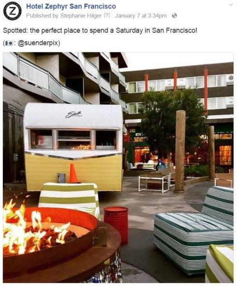 hotel zephyr facebook post