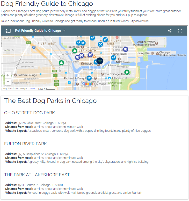 targeting related hotel keywords on a hotel consideration page