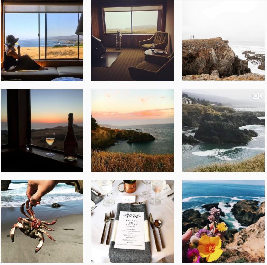 sea ranch lodge instagram account