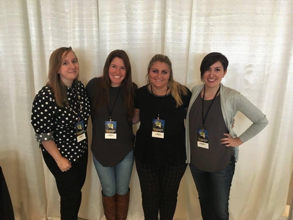 Social Media Team at Social Media Week