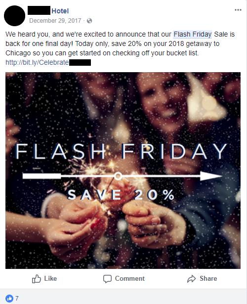 flash friday facebook post 4