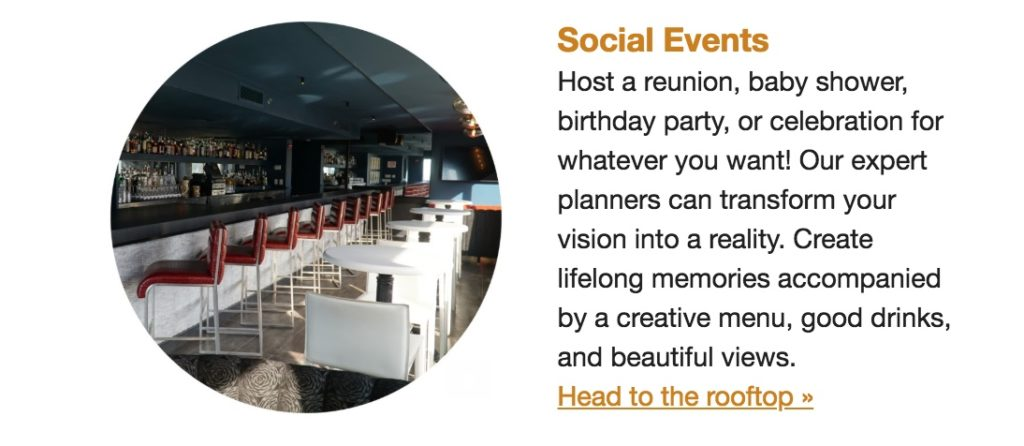 rooftop events email]