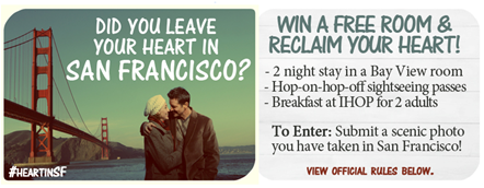 San Francisco Couples Giveaway