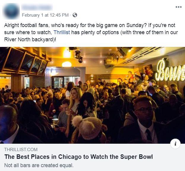 Chicago Thrillist Article