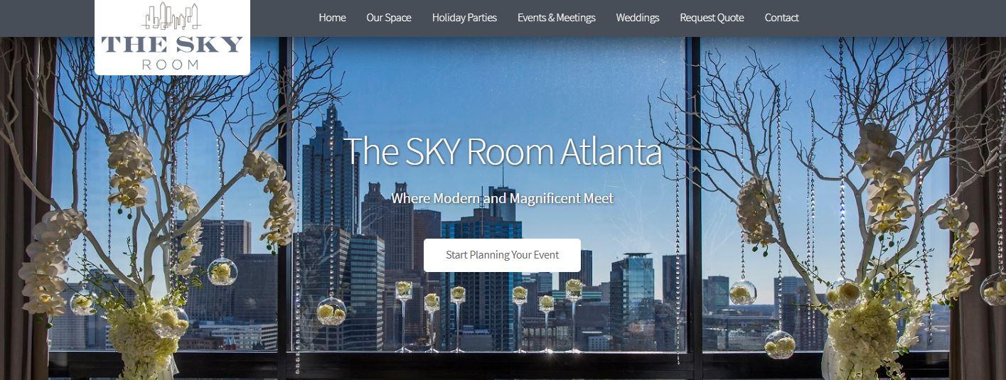 SKY Room Home Page