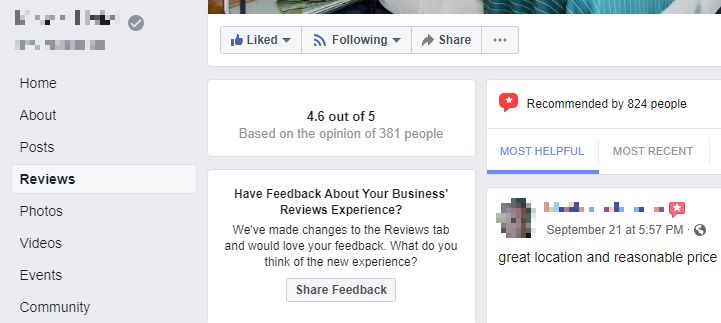 facebook business manager reviews recommendations rating