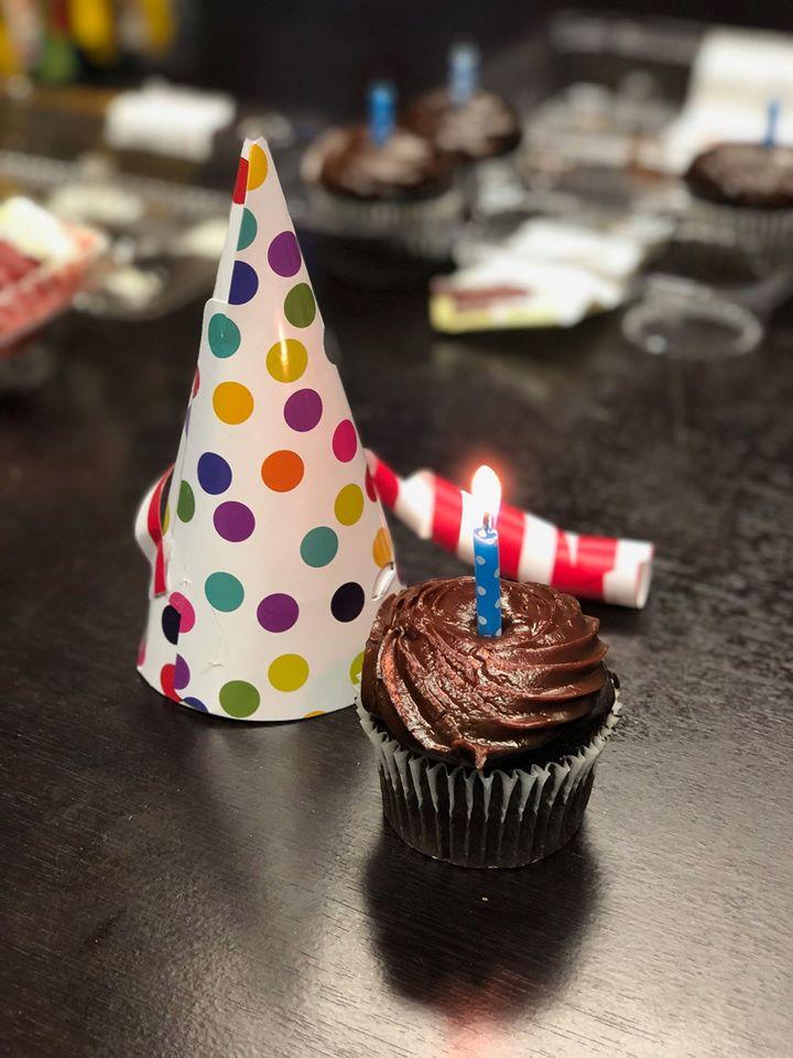 BMI Birthday Party