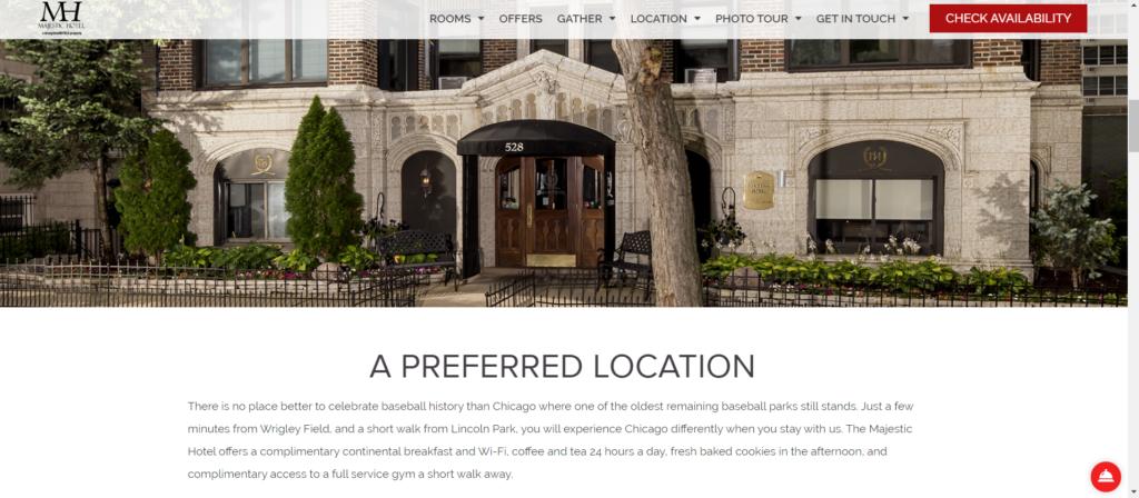 willows standard online design