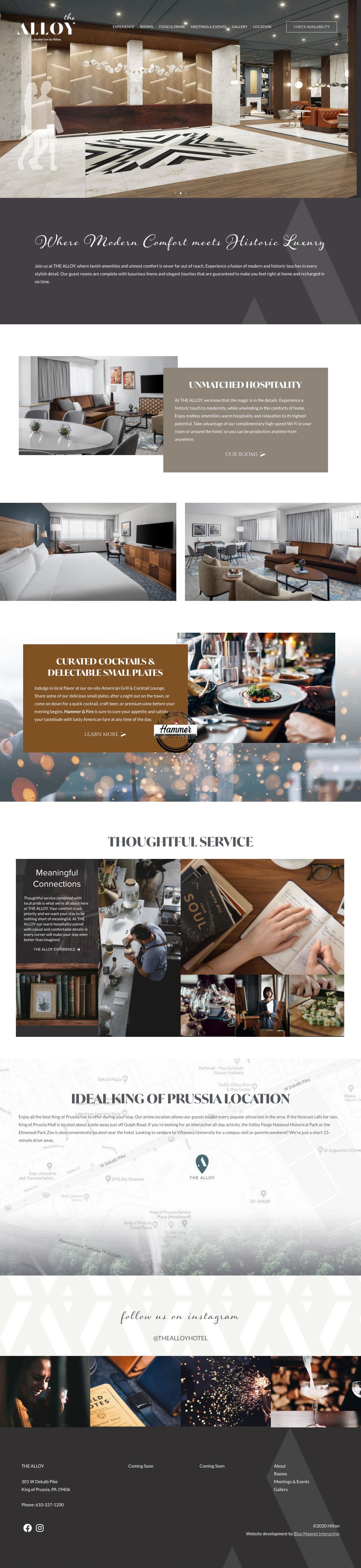 web design example alloy